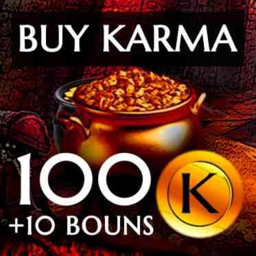 Buy Karma 100+10