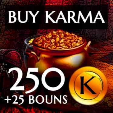 Buy Karma 250+25