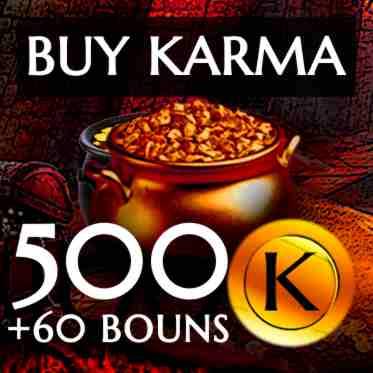 Buy Karma 500+60